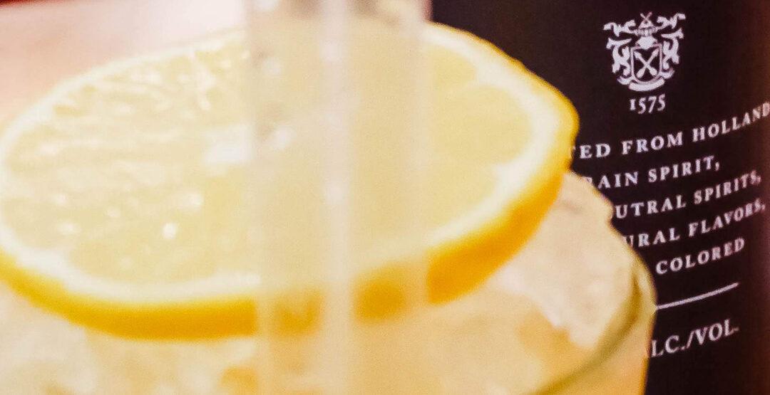 [Cocktail de l'été #1] Sauternes Cup